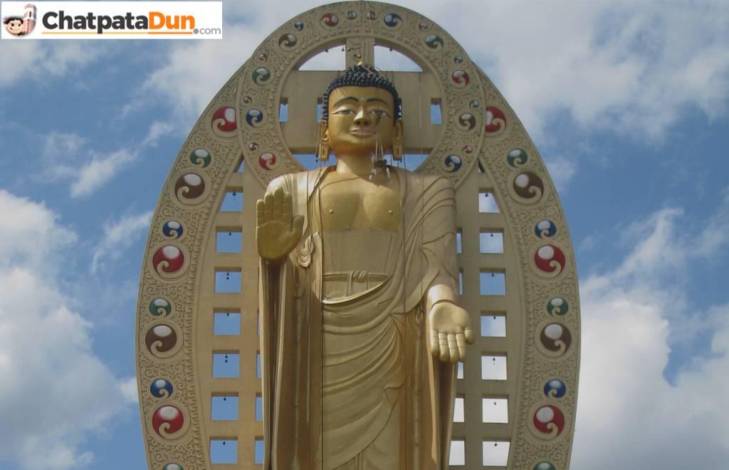 Budha Temple, DehraDun
