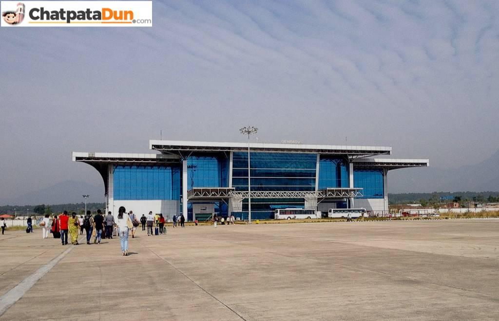 Jolly Grant Airport, DehraDun Airport