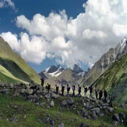 Benog Hills Mussourie, Uttarakhand