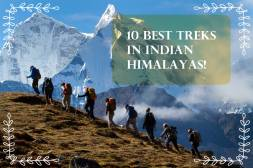Trekking The Himalayas? 10 Best Treks In Indian Himalayas!