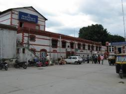 Everything about of DehraDun Railway Station