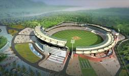 DehraDun's International Cricket Stadium