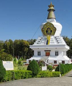 Buddha Temple DehraDun, Uttarakhand