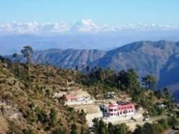 Abbott Mount, Uttarakhand