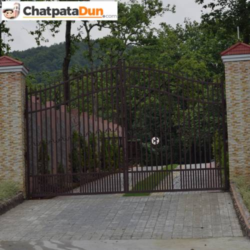 DehraDun Zoo Entrance