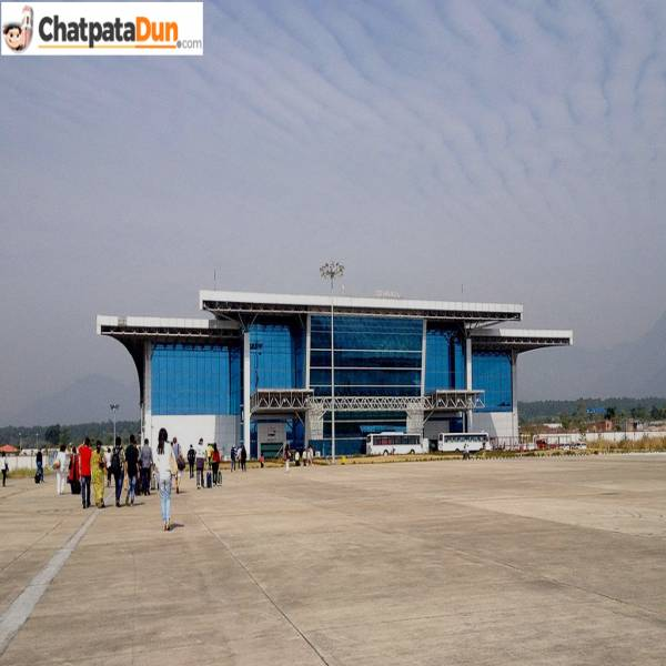 Jolly Grant Airport, DehraDun Airport