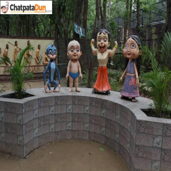 DehraDun Zoo or Malsi Deer Park