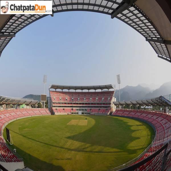 Rajiv Gandhi Cricket Stadium, DehraDun
