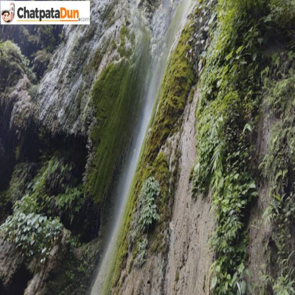 Garud Chatti Waterfall Rishikesh