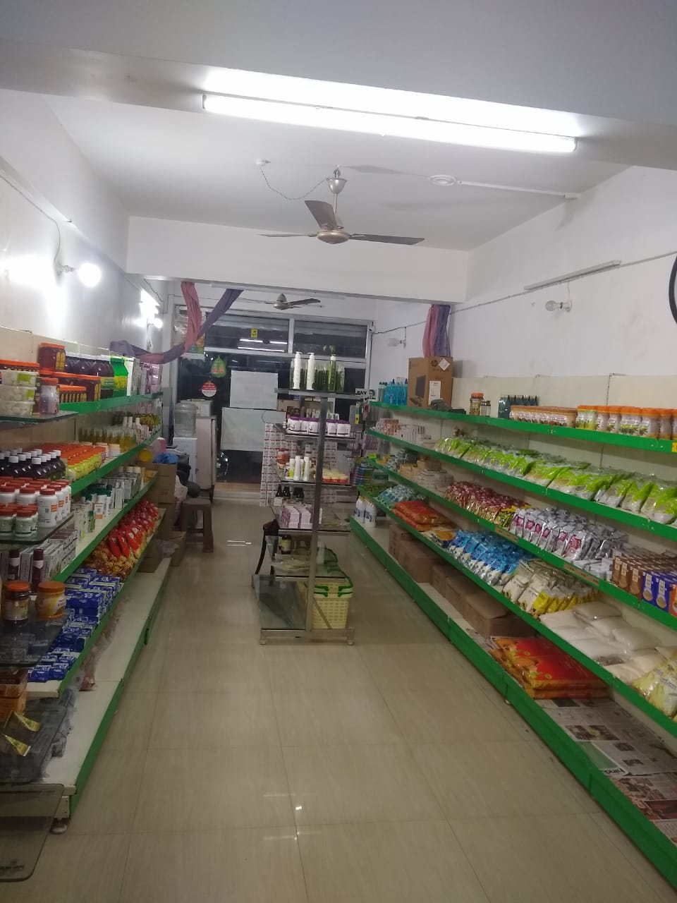 Commercial Shop on rent at Vasant Vihar Two side open